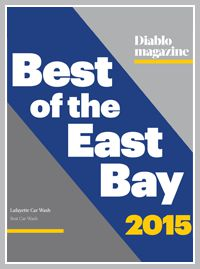 Best Car Wash Service of the East Bay 2015